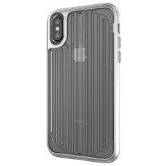 Kajsa Trans-Shield Collection iPhone X Hülle - Klar / Silver