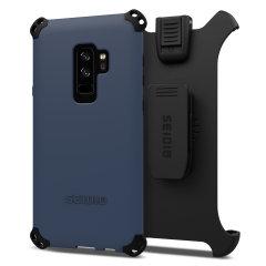 Seidio Dilex Combo Galaxy S9 Plus Halfter Hülle - Mitternachtsblau