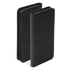 Krusell Sunne 2 Card Samsung Galaxy S9 Folio Wallet Case - Black