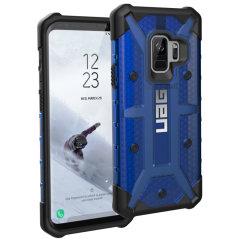 UAG Plasma Samsung Galaxy S9 Protective Case - Blauw / Zwart