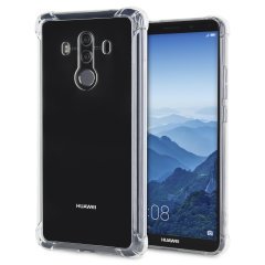 The IBIZA case in clear from 4smarts provides your Huawei Mate 10 Pro with fantastic protection, whilst highlighting its superb design. Reinforced corners and provide extra drop protection for such a slim case.