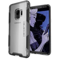 Ghostek Cloak 3 Samsung Galaxy S9 Tough Case - Zwart