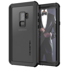 Ghostek Nautical Samsung Galaxy S9 Plus Waterproof Case - Black