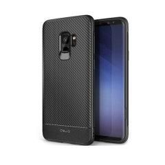 Obliq Flex Pro Samsung Galaxy S9 Case - Carbon Black