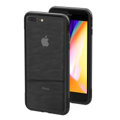 ThanoTech K11 iPhone 8 Plus / 7 Plus Aluminium Bumper Case - Black