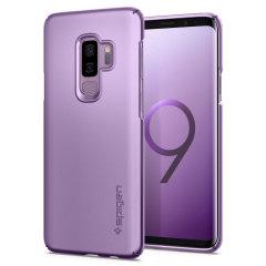 Spigen Thin Fit Samsung Galaxy S9 Plus Case - Lilac Purple