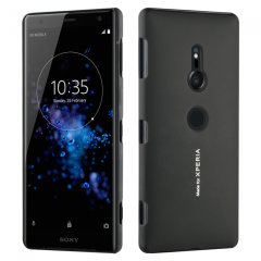 Roxfit Sony Xperia XZ2 Slim Hard Shell - Black