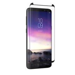 The InvisibleShield Glass Curve Elite screen protector for the brand new Samsung Galaxy S9 features an ultimate full edge-to-edge protection with an unmatched touch sensitivity and colour clarity - get a screen protector your Galaxy S9 truly deserves.