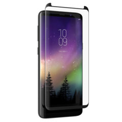 The InvisibleShield Glass Curve Elite screen protector for the Samsung Galaxy S9 Plus features an ultimate full edge-to-edge protection with an unmatched touch sensitivity and colour clarity - get a screen protector your Galaxy S9 Plus truly deserves.