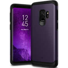 Caseology Legion Series Samsung Galaxy S9 Tough Case - Violet