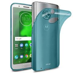 Fabricada a medida para el Motorola Moto G6, esta funda FlexiShield de Olixar proporciona una protección delgada y duradera contra arañazos y marcas de uso.