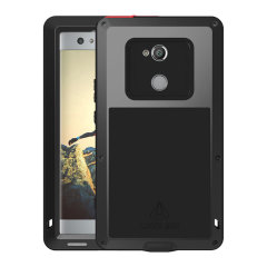 Protect your Sony Xperia XA2 Ultra with one of the toughest and most protective cases on the market, ideal for helping to prevent possible damage from water and dust - this is the black Love Mei Powerful Protective Case.