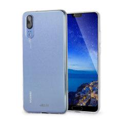 Olixar Ultra-Thin Motorola Moto G6 Plus Gel Hülle - 100% Klar