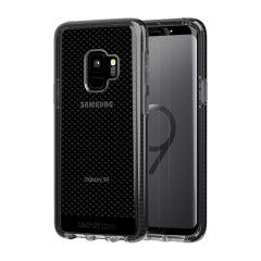 Tech21 Evo Check Samsung Galaxy S9 Case - Smokey / Black