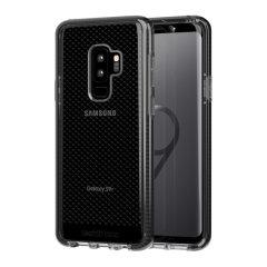 Tech21 Evo Check Samsung Galaxy S9 Plus Hülle- Dunkel / Schwarz