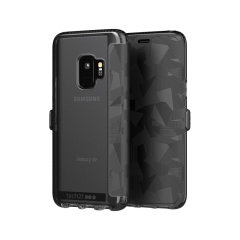 Tech21 Evo Geldbörse Samsung Galaxy S9 Hülle - Schwarz