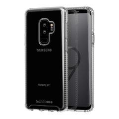 Tech21 Pure Clear Samsung Galaxy S9 Plus Tough Case - Clear