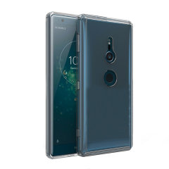 Olixar ExoShield Tough Snap-on Sony Xperia XZ2 Case - Klar