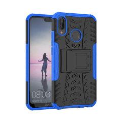 Olixar ArmourDillo Huawei P20 Lite Hülle in Blau
