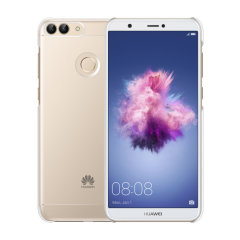 Official Huawei P Smart Polycarbonate Case - Clear