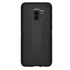Speck Presidio Grip Samsung Galaxy S9 Plus Tough Case - Black