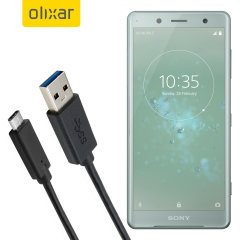Zorg ervoor dat je Sony Xperia XZ2 Compact altijd volledig is opgeladen en gesynchroniseerd met deze compatibele USB 3.1 Type-C Male naar USB 3.0 mannelijke kabel. U kunt deze kabel gebruiken met een USB-wandlader of via uw desktop of laptop.