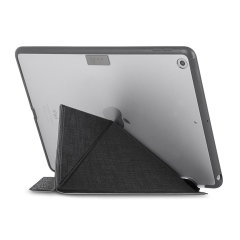 Moshi VersaCover iPad 9.7 2018 Origami-Style Stand Case - Black