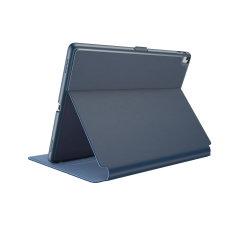 Speck Balance Folio iPad 9.7 2018 Case - Marine Blue / Twilight Blue
