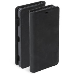 Krusell Sunne 2 Card Sony Xperia XZ2 Folio Wallet Case - Black