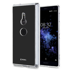 This 100% clear slim shell case made of polycarbonate & TPU provides durable protection for your Sony Xperia XZ2, while maintaining its slender profile. This tough case provides ultra protection to your Xperia & is sleek making it perfect for everyday use