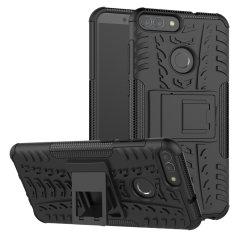 Olixar ArmourDillo Huawei P Smart Hülle in Schwarz