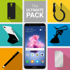 The Ultimate Pack for the Huawei P Smart consists of fantastic must have accessories designed specifically for the P Smart.