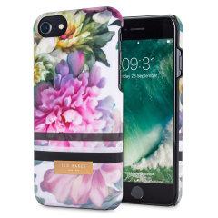 Ted Baker Linora iPhone 7 weiches Gefühl Schalenhülle – Posie lackiert