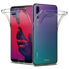 Olixar FlexiCover Complete Protection Huawei P20 Pro Case - Clear