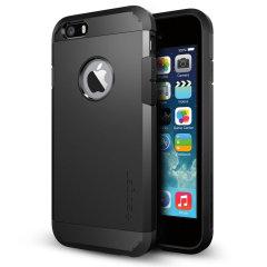 Spigen Tough Armor iPhone 6 Case - Smooth Black