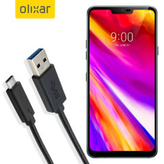 Olixar USB-C LG G7 Charging Cable