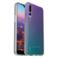 Keep your Huawei P20 Pro robustly protected with this OtterBox Prefix case featuring a one piece installation and ribbed protective structure. This 100% clear case shows off the beauty of the P20 Pro while keeping it guarded from everyday drops.