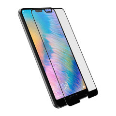 Håll skärmen på din Huawei P20 i ett utmärkt skick med det ultratunna skärmskyddet OtterBox Alpha Glass som har ett antisplitterskydd och Reactive Touch Technology.