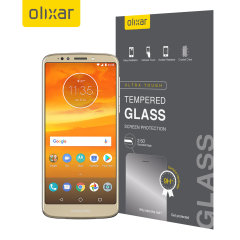 This ultra-thin tempered glass screen protector for the Motorola Moto E5 Plus from Olixar offers toughness, high visibility and sensitivity all in one package.