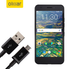 Olixar EE Hawk Power, Data & Sync Cable - Micro USB