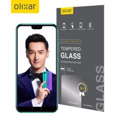 This ultra-thin tempered glass screen protector for the Huawei Honor 10 from Olixar offers toughness, high visibility and sensitivity all in one package.