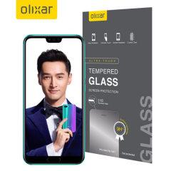 Olixar Huawei Honor 10 Tempered Glass Screen Protector
