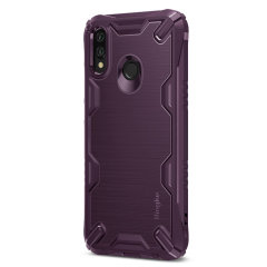 Keep your Huawei P20 Lite protected from bumps and drops with the Rearth Ringke Onyx X tough case in lilac. Featuring a tough TPU design, this case lives up to military drop test standards so you can rest assured that your device is safe.