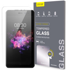 This ultra-thin tempered glass screen protector for the Neffos X1 Lite from Olixar offers toughness, high visibility and sensitivity all in one package.
