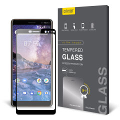 This ultra-thin tempered glass screen protector for the Nokia 7 Plus from Olixar offers toughness, high visibility and sensitivity all in one package.