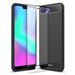 Olixar Sentinel Huawei Honor 10 Case and Glass Screen Protector