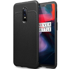For a touch of premium, minimalist class, look no further than the Leather-Style Thin case. Lending flexible, durable protection to your OnePlus 6 with a smooth, textured leather-style finish, this case is the last word is style and class.