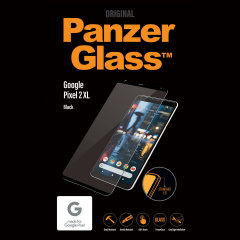 The PanzerGlass screen protector has been designed specifically for the Google Pixel 2 XL with made for Google Pixel certification. Developed to be shock and scratch resistant, this screen protector will keep your Pixel 2 XL's screen safe.