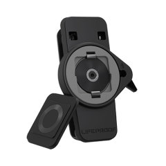 Securely carry your smartphone on the go with the LifeActiv Universal Belt Clip from LifeProof. This premium, robust belt clip has been designed to hold your device securely to a belt or bag in all environments.