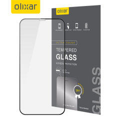 This ultra-thin tempered glass screen protector for the iPhone XS Plus from Olixar offers toughness, high visibility and sensitivity all in one package.